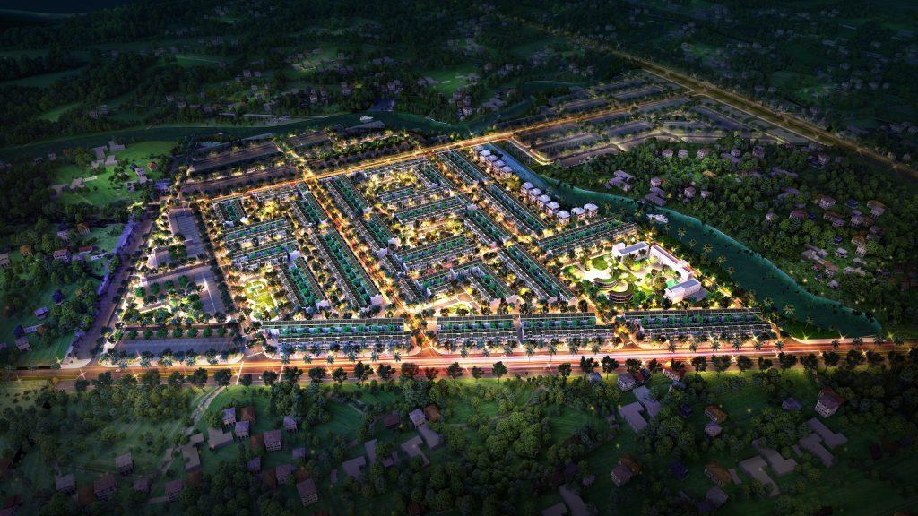 Dự án đất nền T&T Millennium City Long Hậu