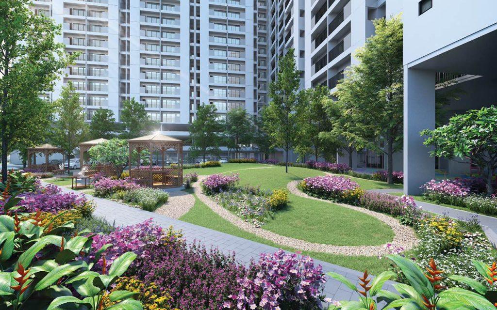 Công viên dự án Hausbelo Phú Hữu Quận 9