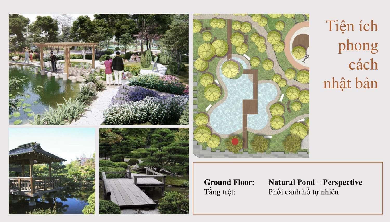 Vườn Hoa 4 Mùa Căn Hộ Aio City Hoa Lâm