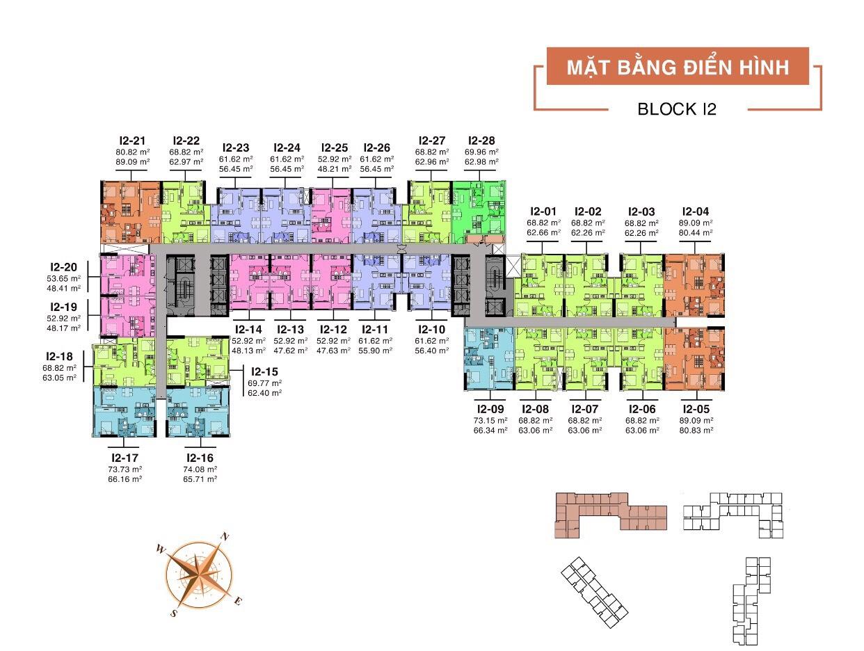 Block I2 Chung cư Aio City Tên Lửa