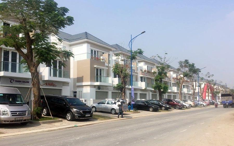 Dự án Merita Khang Điền. Dự án biệt thự nhà phố Quận 9