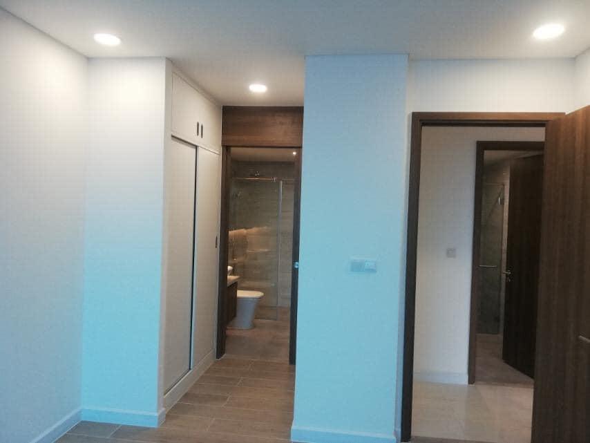 Hình thực tế bàn giao dự án căn hộ Kingdom 101 Hoa Lâm Phòng ngủ