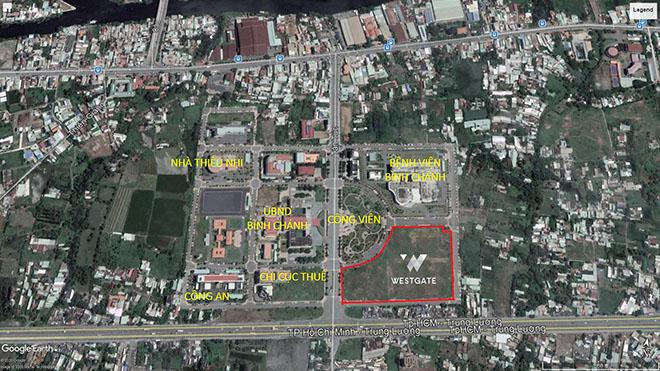 Thời điểm vàng cho nhà đầu tư bất động sản tại khu Tây Sài Gòn