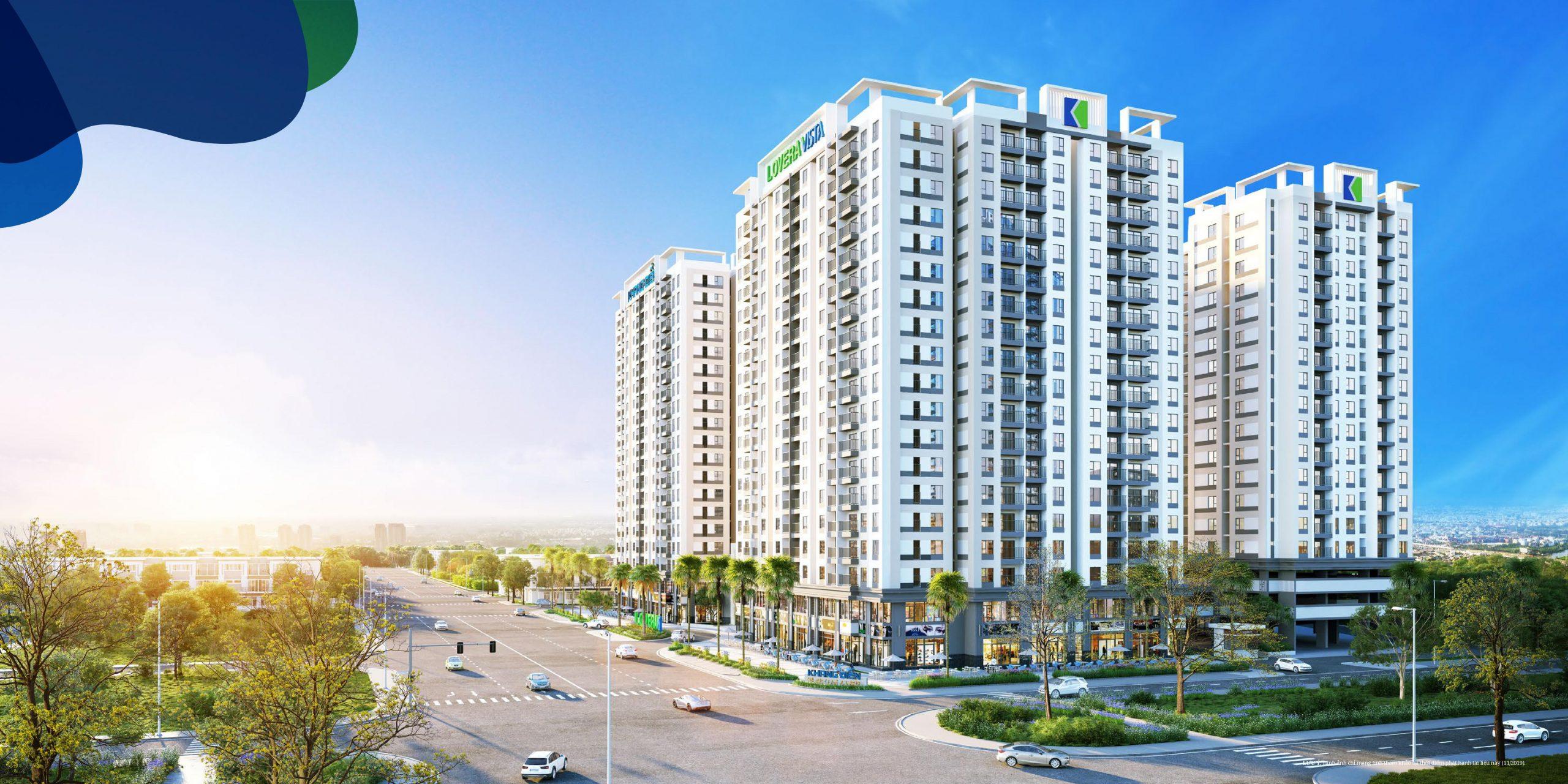 Dự án căn hộ Lovera Vista Khang Điền Bình Chánh