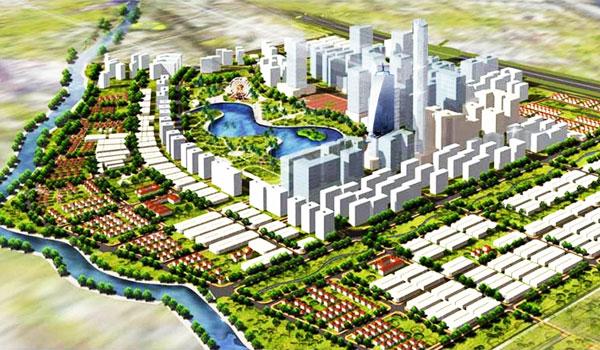 Khu đô thị Khang Điền Tân Tạo Bình Tân
