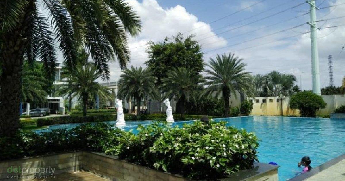 Tiện ích Hồ Bơi Mega Village Quận 9