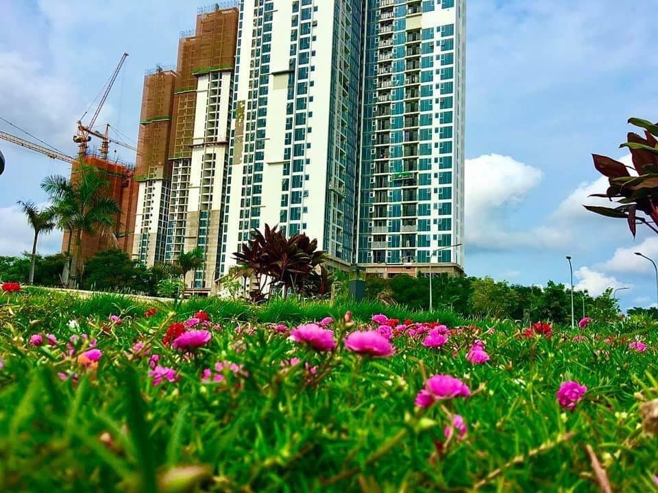 Thông tin chi tiết tòa HR1 Eco Green Saigon