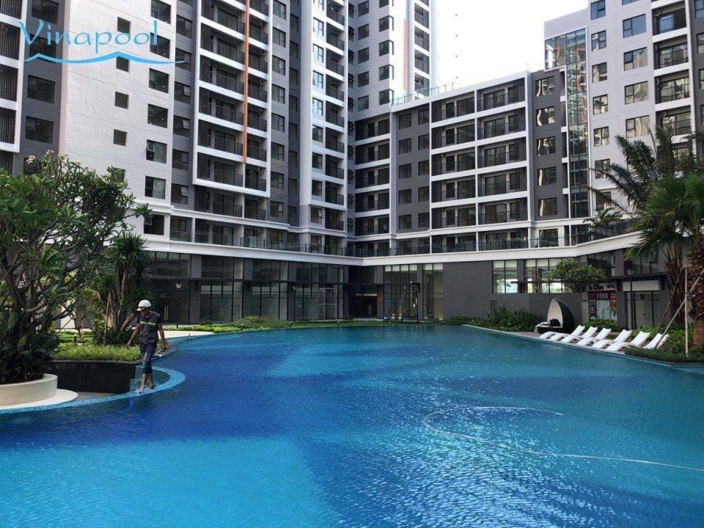 Dự án căn hộ Safira Khang Điền đã hoàn thành và bắt đầu bàn giao nhà cho khách hàng từ ngày 1/7/2020