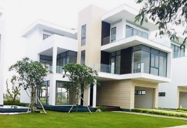 mẫu nhà đơn lập Lucasta Villa Khang Điền Quận 9