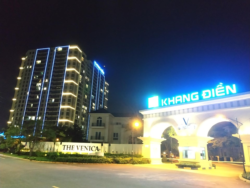 Hình ảnh thực tế căn hộ Khang Điền Jamila Quận 9