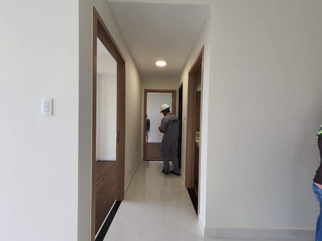 Căn hộ bàn giao cho quý cư dân dự án Safira Khang Điền Quận 9