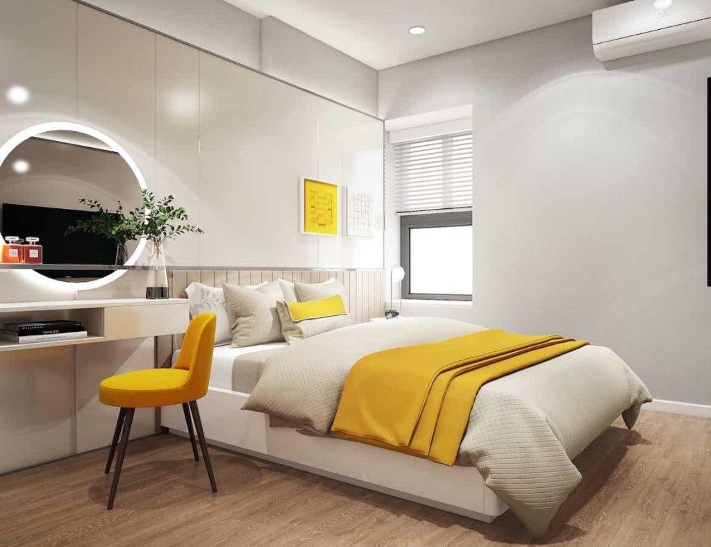 Mẫu nội thất căn hộ Phú Hữu Quận 9