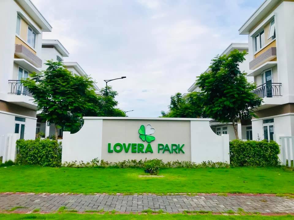 Dự án Nhà Phố Lovera Park Khang Điền Bình Chánh