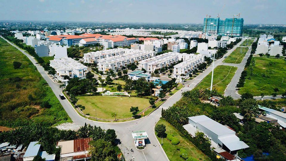 Cần bán gấp giá tốt một số căn nhà Lovera Park Khang Điền Bình Chánh