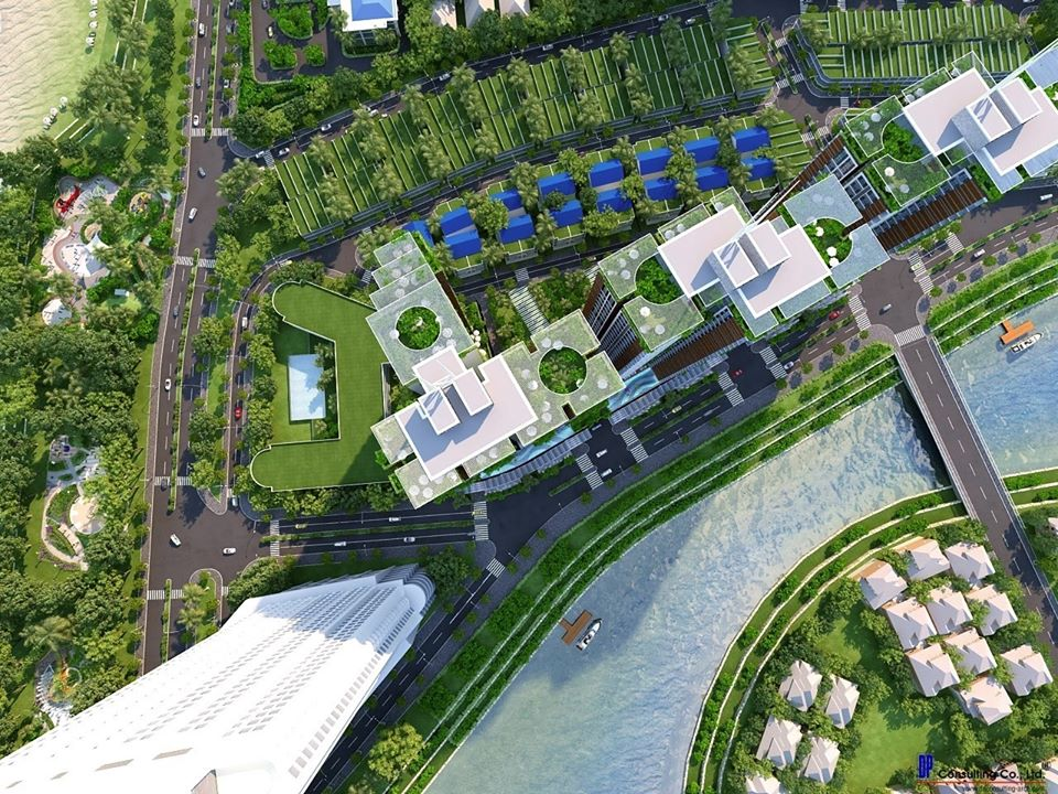 Phối cảnh dự án căn hộ The Aston Luxury Residence Nha Trang