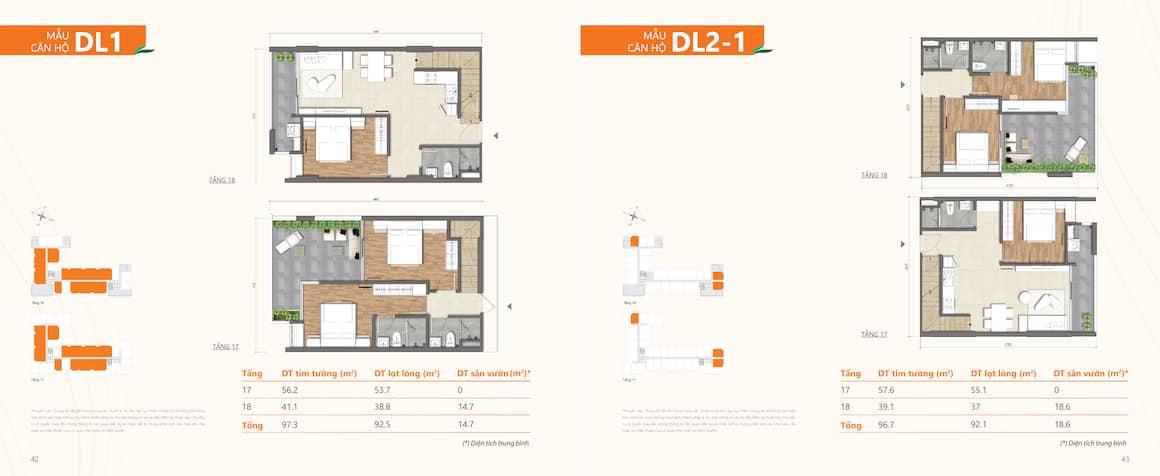 Thiết kế căn hộ Phú Hữu Quận 9