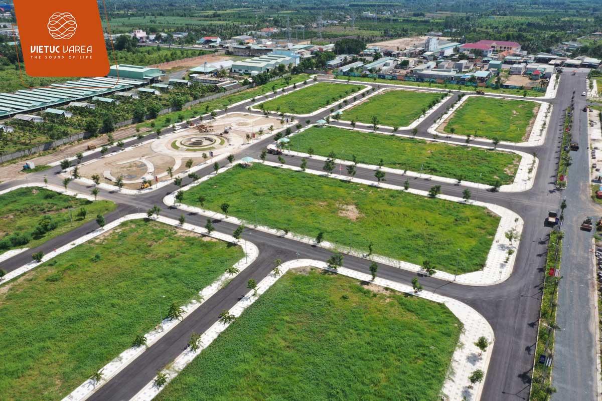 Tiến độ cập nhật mới nhất dự án đất nền VietUc Varea