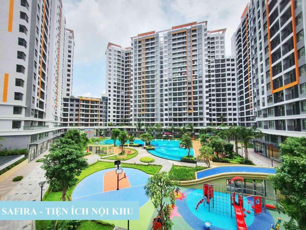 Ký gửi mua bán sang nhượng cho thuê căn hộ Safira Khang Điền Quận 9