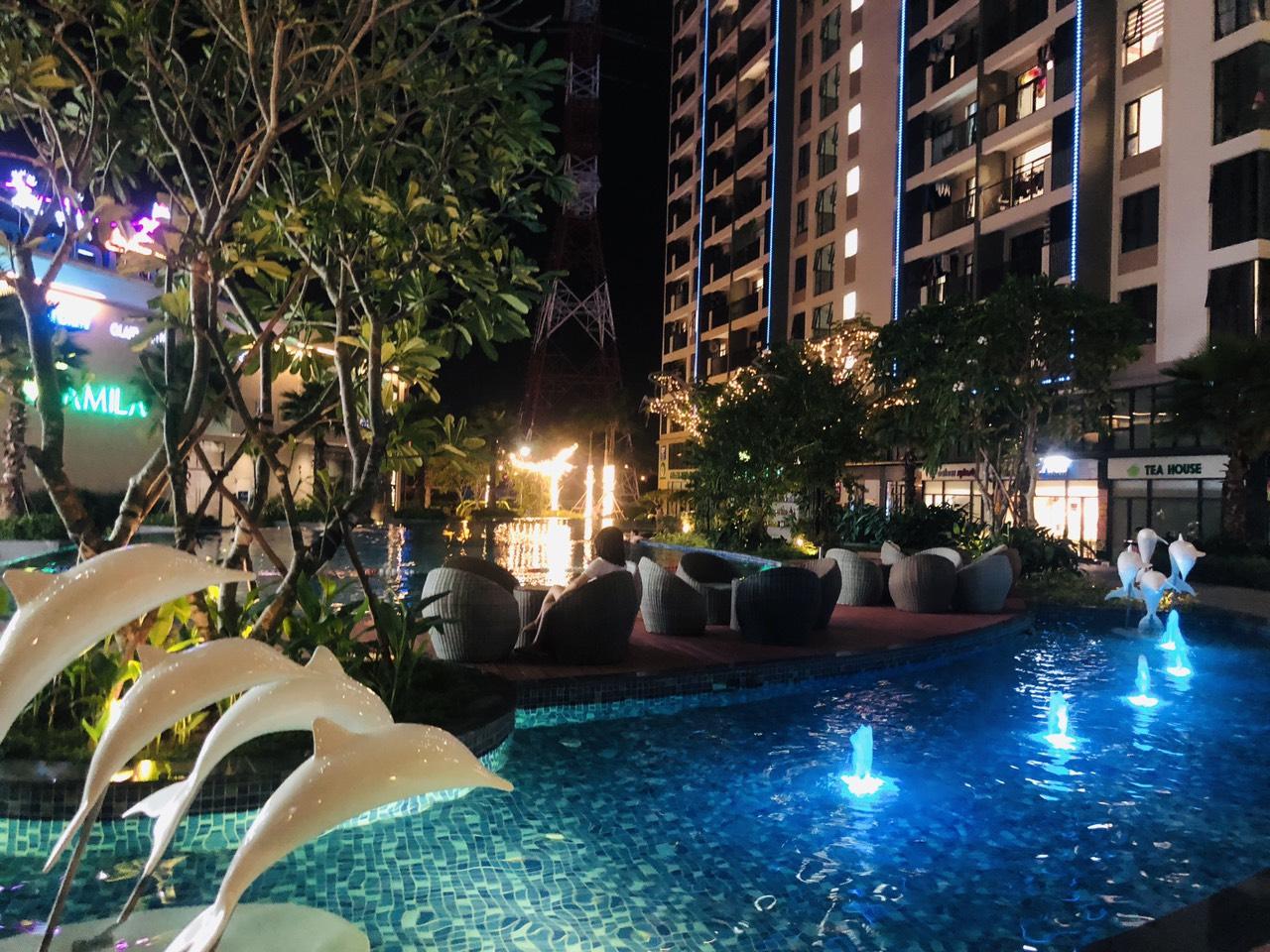 Hình ảnh thực tế tiện ích nội khu căn hộ Khang Điền Jamila Quận 9