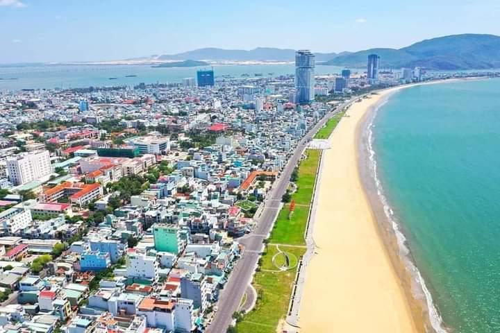 Thành phố biển Quy Nhơn Nơi I-Tower Residences Tọa Lạc