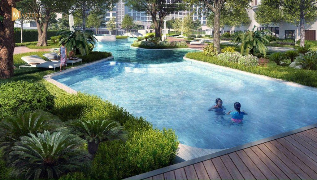 Tiện ích nội khu dự án căn hộ Masteri Centre Point Quận 9