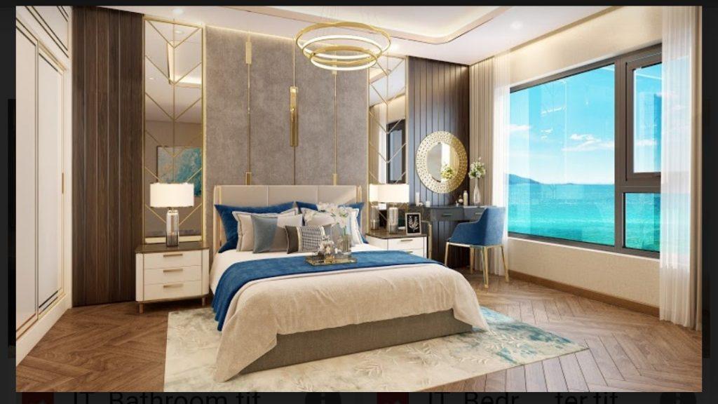 Phòng ngử căn hộ I-Tower Residences Quy Nhơn