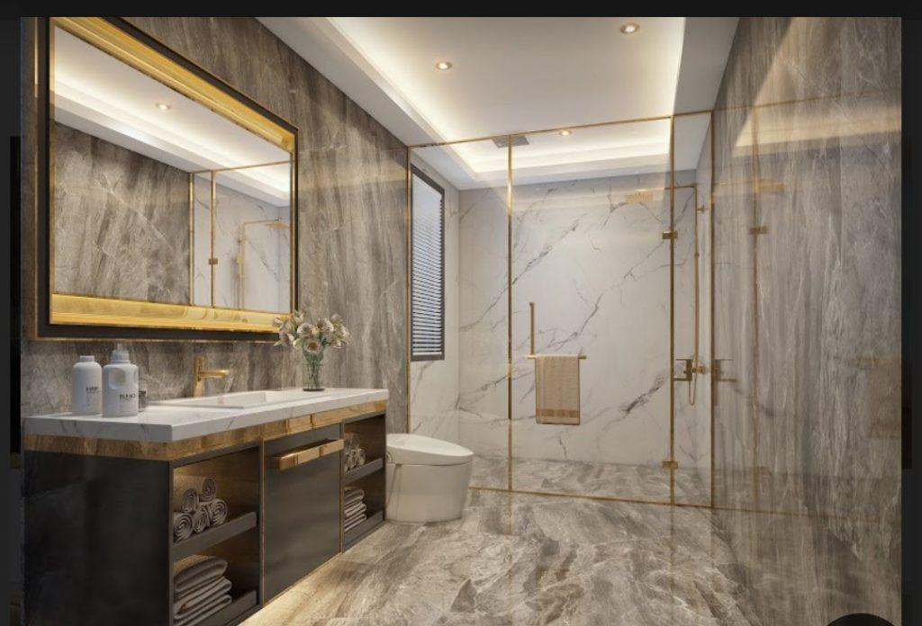 WC căn hộ I-Tower Residences Quy Nhơn