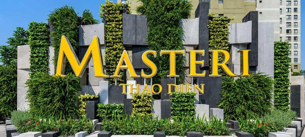 Dự án căn hộ Masteri Thảo Điền An Phú