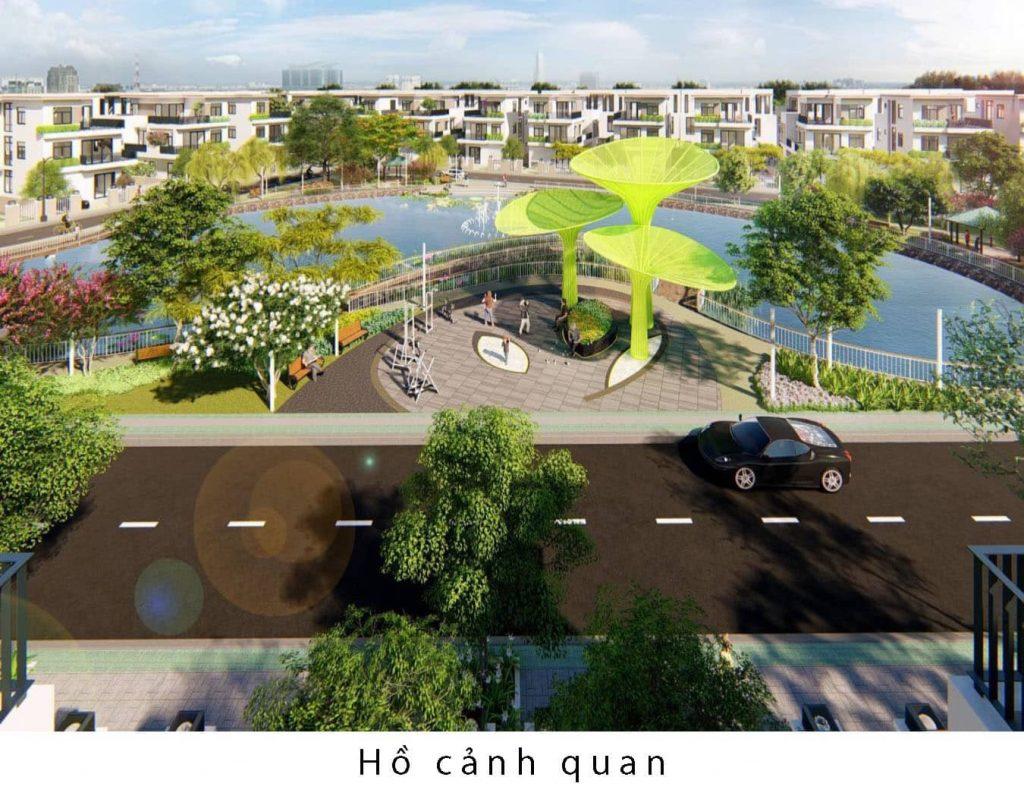Tiện ích chung tổng dự án Thăng Long Home