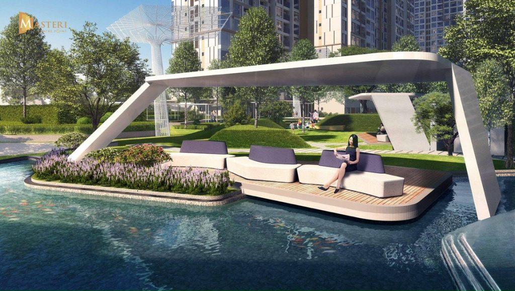 Tiện ích nội khu dự án căn hộ Masteri Centre Point