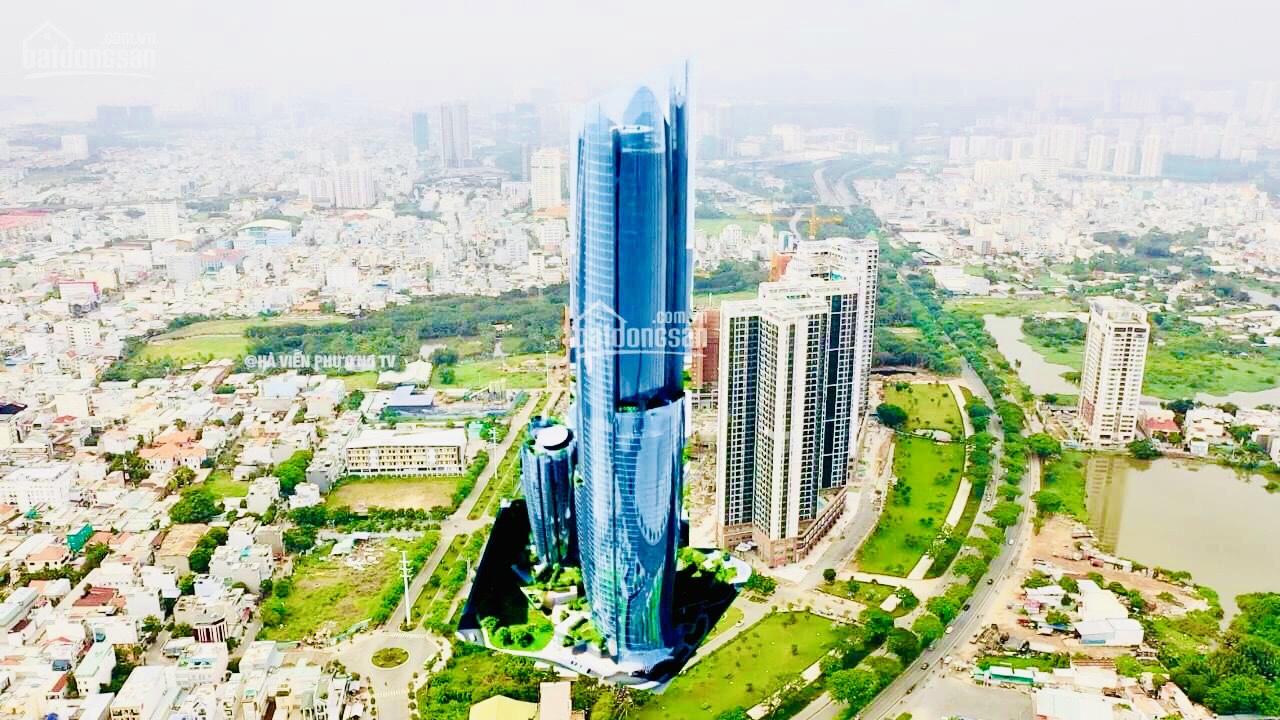 Tổng thể căn hộ Eco Green Saigon Quận 7