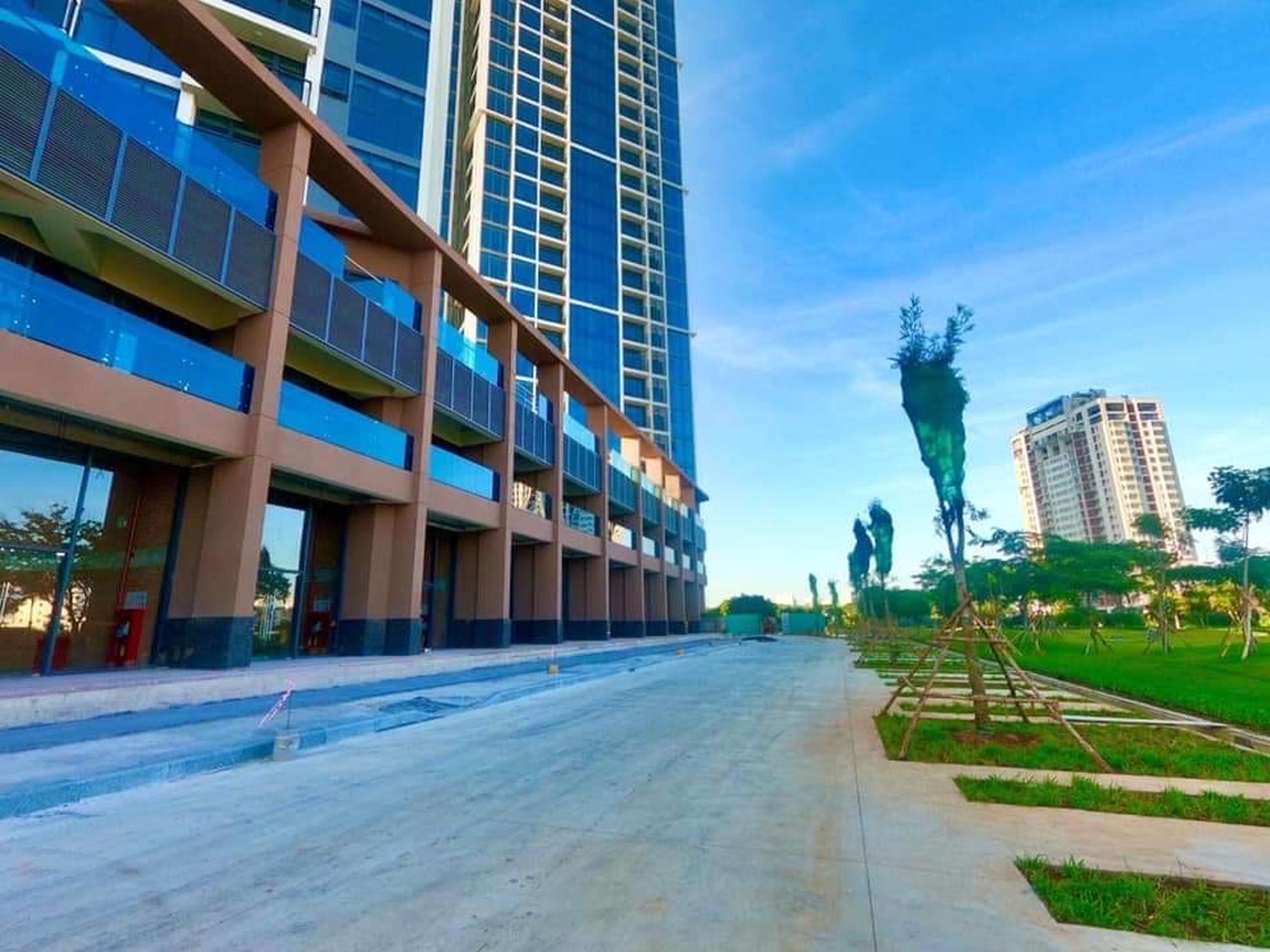 Chủ đầu tư Xuân Mai SG sắp bàn giao dự án Eco Green Saigon HR1
