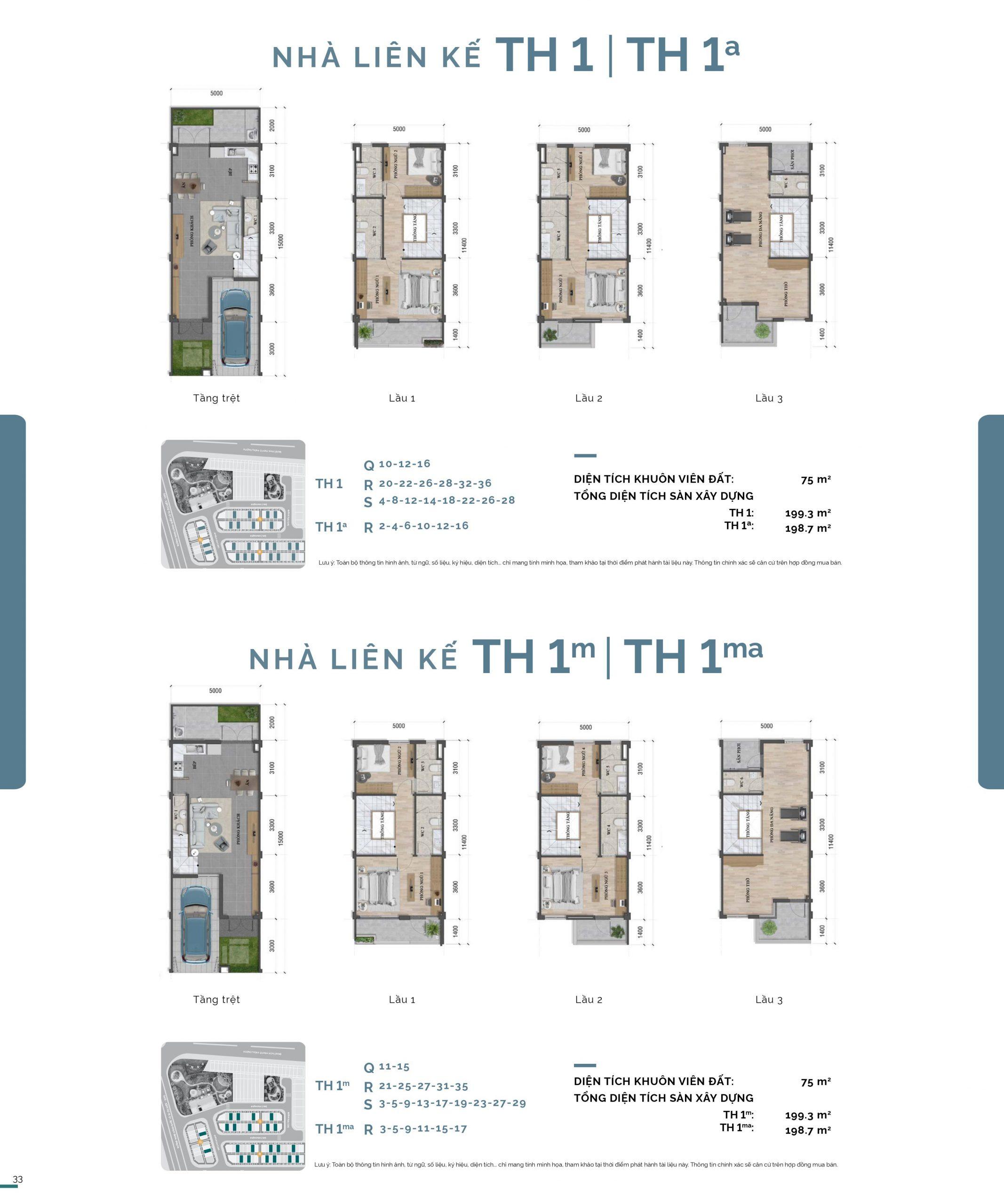 Thiết kế Lovera Premier Khang Điền Bình Chánh