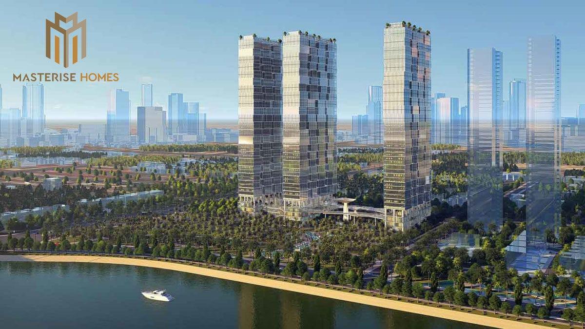 Phối cảnh dự án căn hộ Masterise Ba Son Quận 1