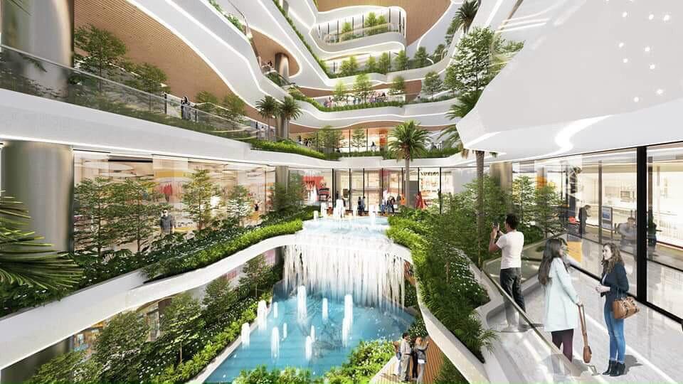 Tiện ích dự án căn hộ chung cư King Crown Infinity Thủ Đức Đường Nguyễn Văn Ngân