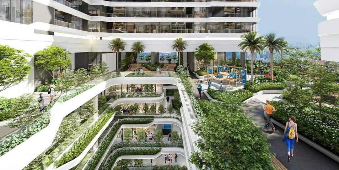 Tiện ích dự án chung cư căn hộ King Crown Infinity Thủ Đức Đường Võ Văn Ngân