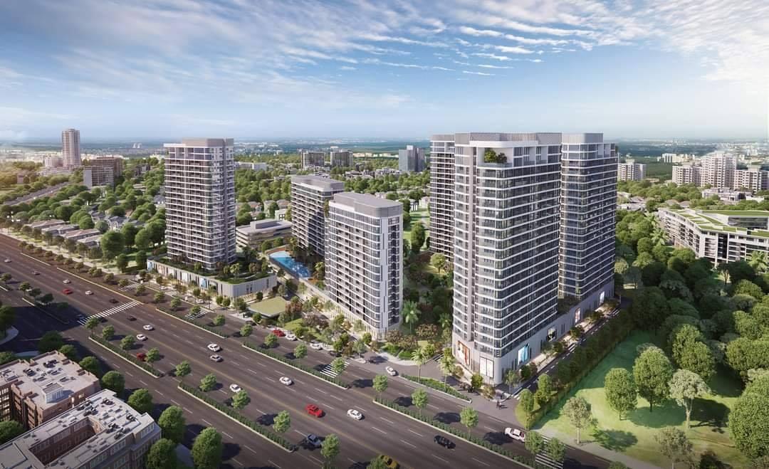 Dự án căn hộ Stella Võ Văn Kiệt Bình Tân