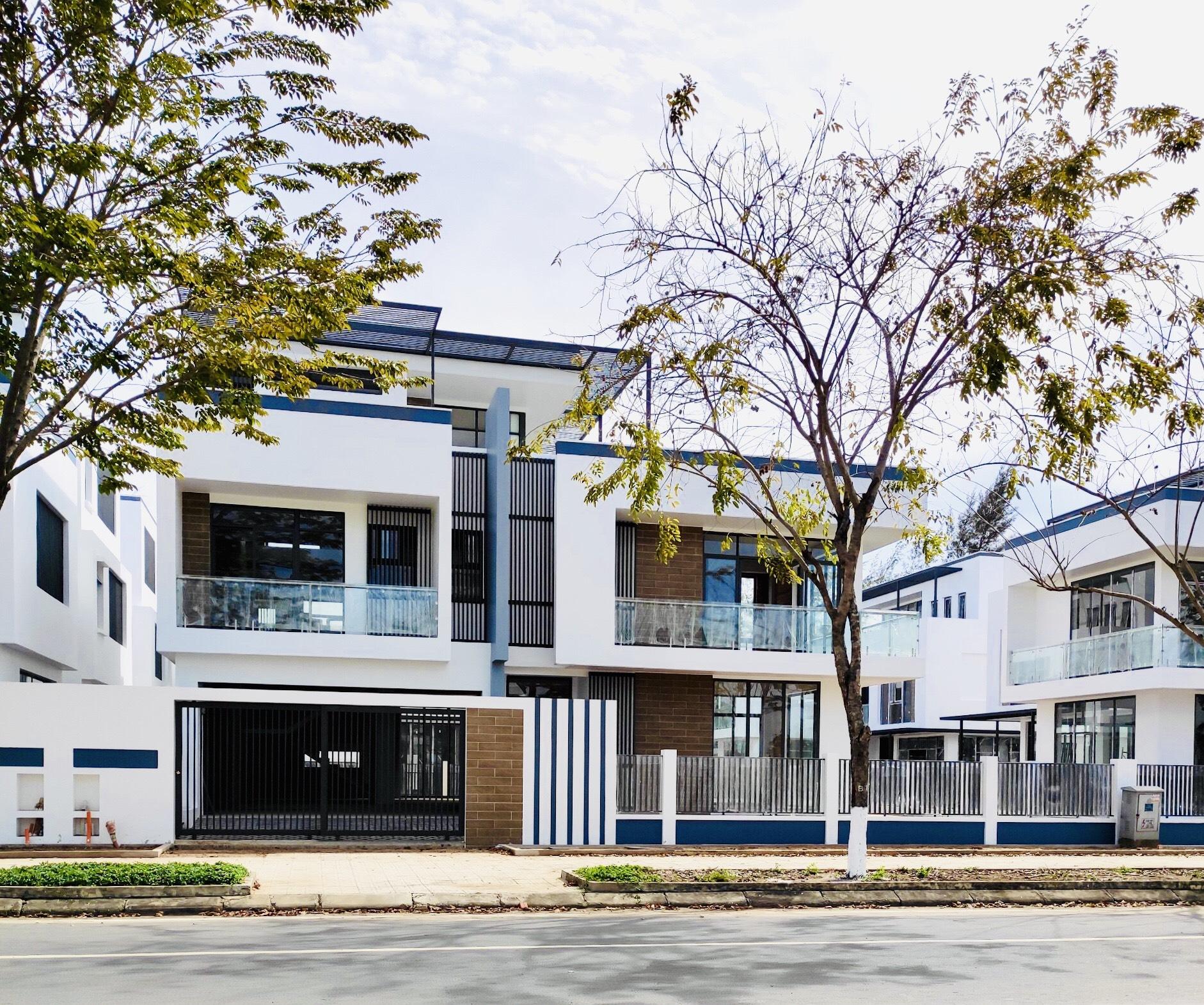 Mẫu nhà thực tế khu biệt thự 10x20 dự án Đông Tăng Long Quận 9