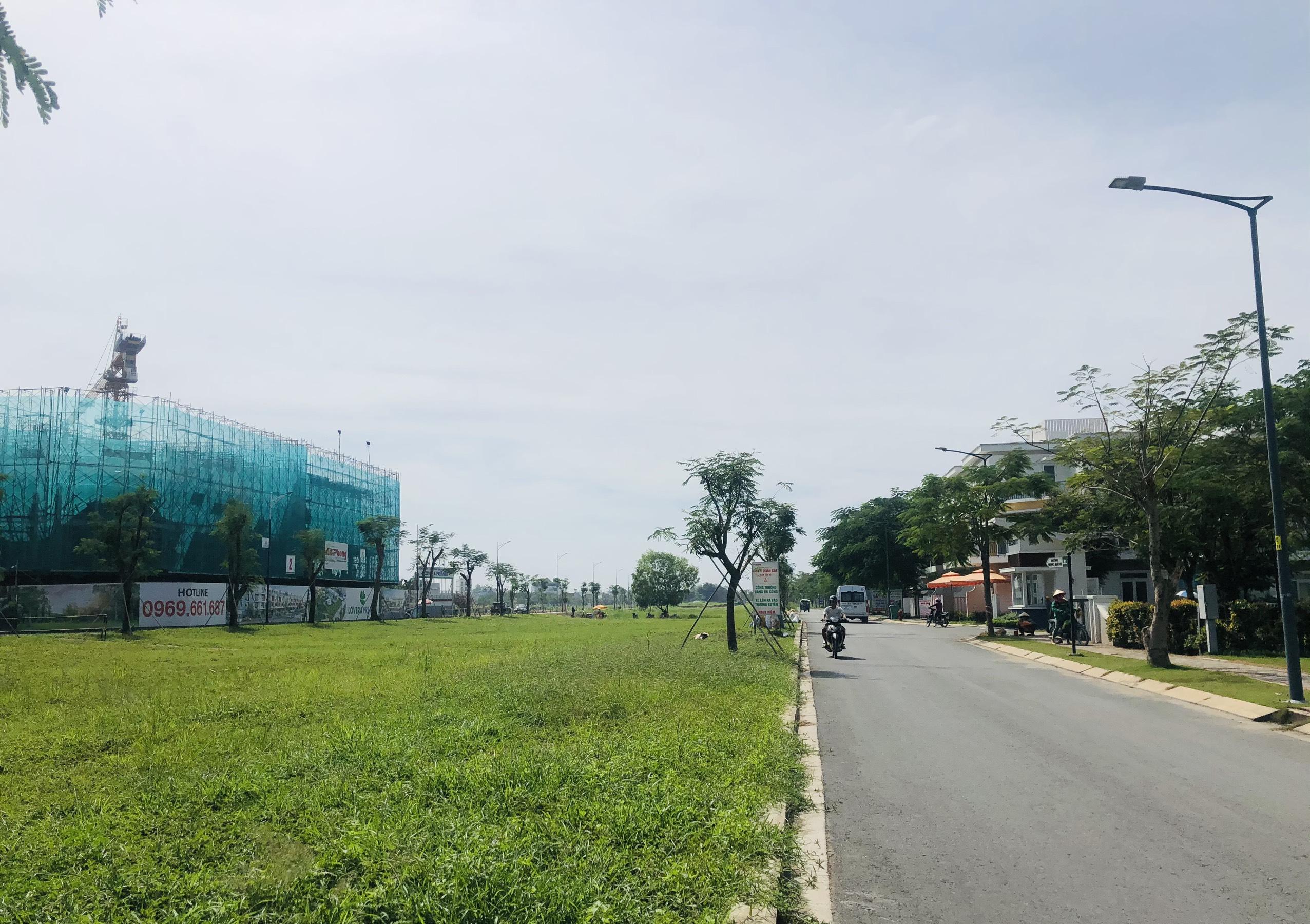 Tiến độ thần tốc của dự án nhà phố Lovera Premie Bình Chánh Phong Phú 4