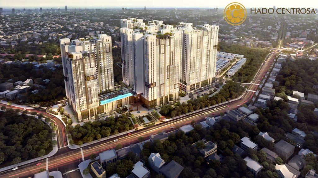 Dự án căn hộ chung cư Hà Đô Complex Phạm Văn Đồng Thủ Đức