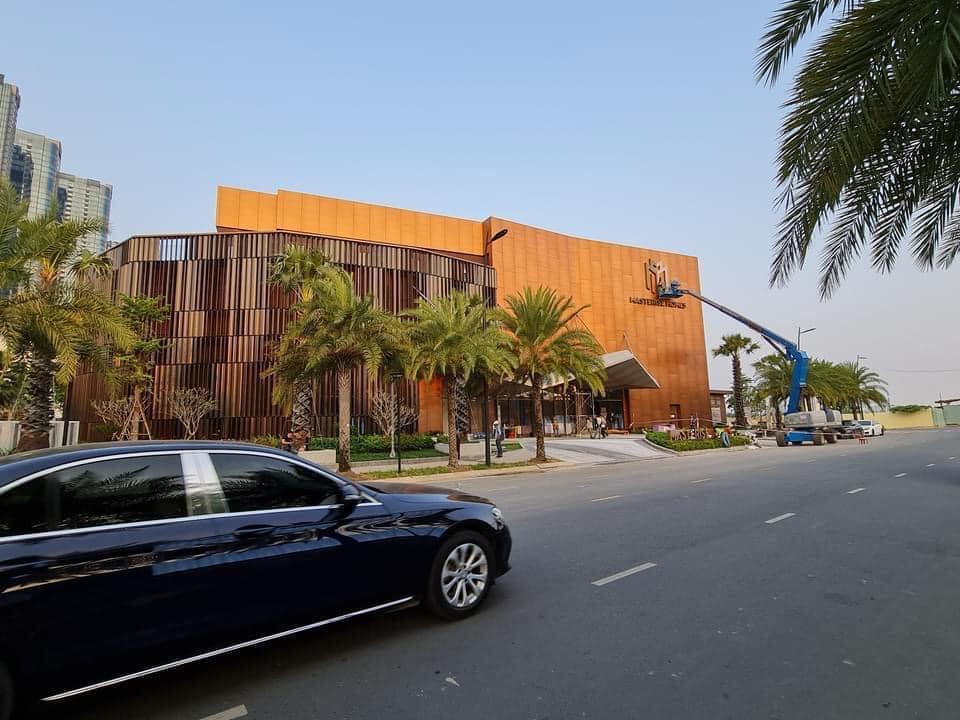 Tiến độ nhà điều hành dự án Grand Marina Saigon Quận 1 gần hoàn thành
