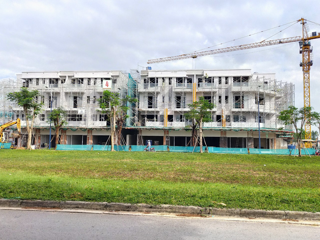 Tiến độ thần tốc của dự án Lovera Premier Khang Điền Bình Chánh Phong Phú 4