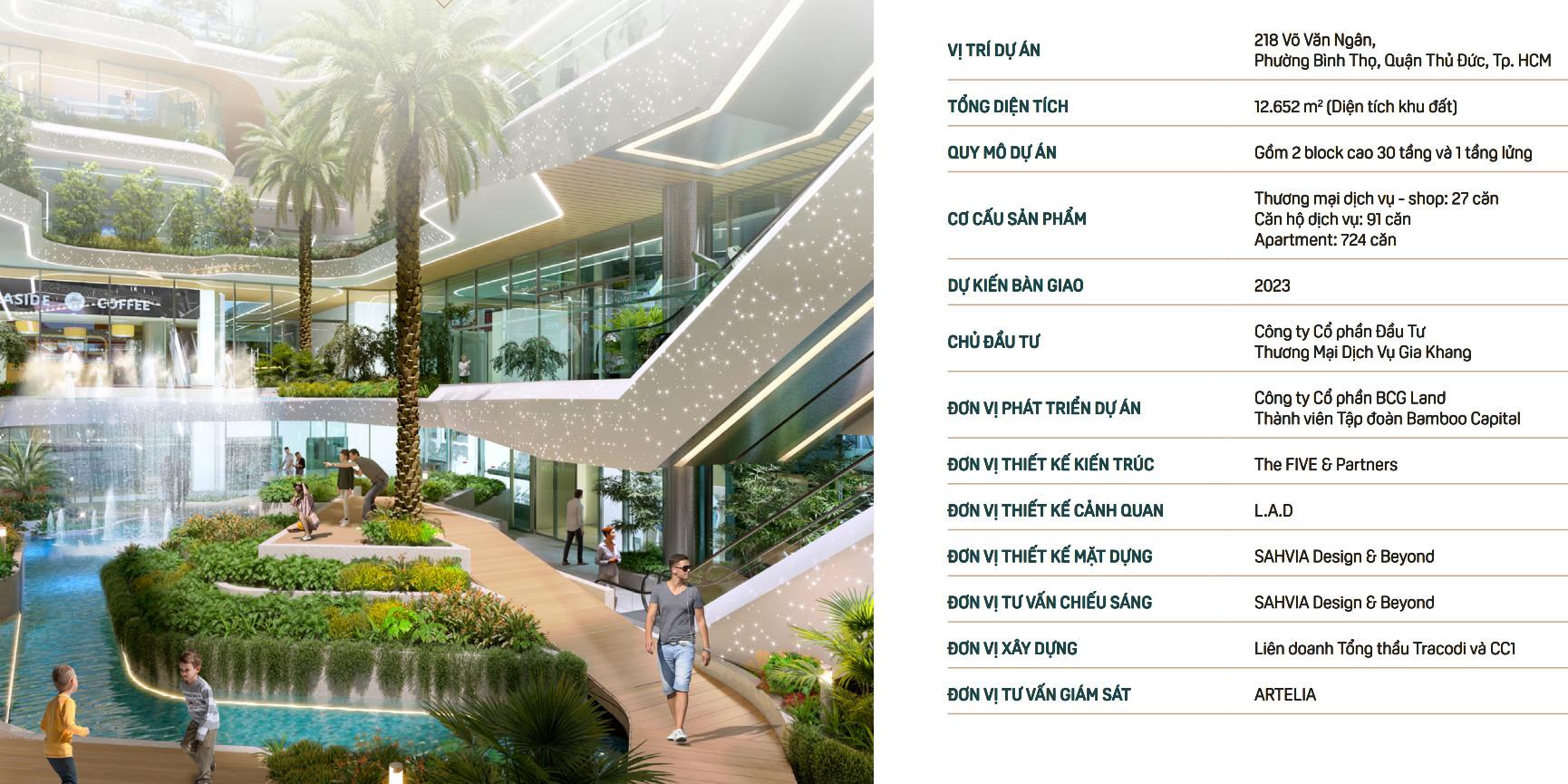 Tổng quan dự án căn hộ chung cư King Crown Infinity Thủ Đức CĐT BCG