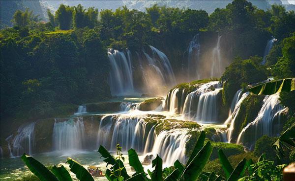 Thác Dramb'ri – vẻ đẹp mê hồn của vùng đất cao nguyên đất nền Bảo Lộc Lâm Đồng