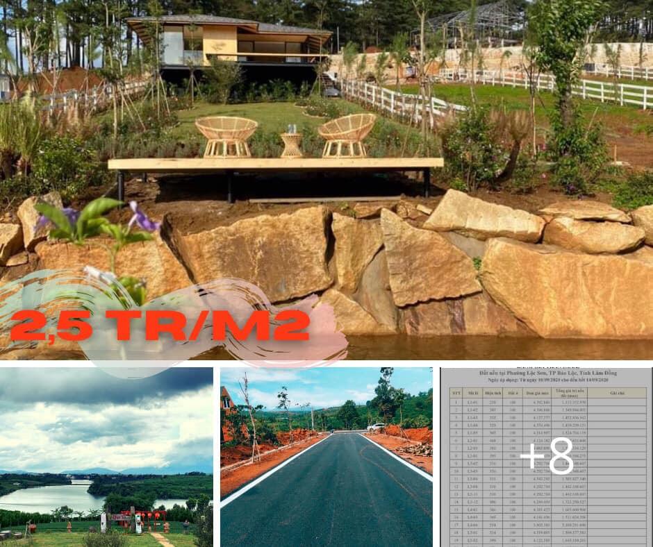 Tiến độ xây dựng và mức độ hoàn thành hoàn thành dự án đất nền Bảo Lộc