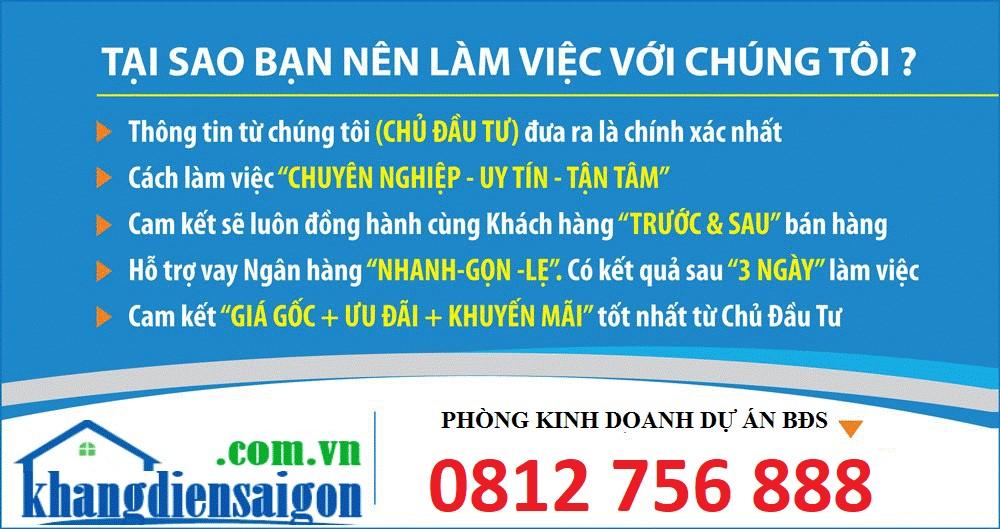Khang Điền Sài Gòn - Chuyên Nghiệp - Uy Tín - Tận Tâm