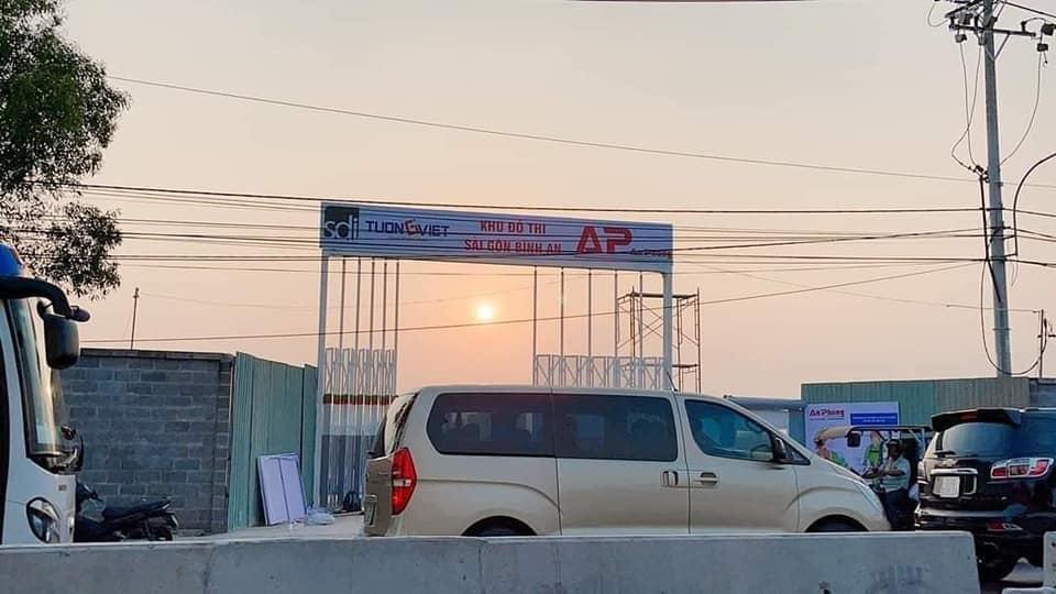 Lễ khởi công dự án Him Lam City, Khu đô thị Sài Gòn Bình An