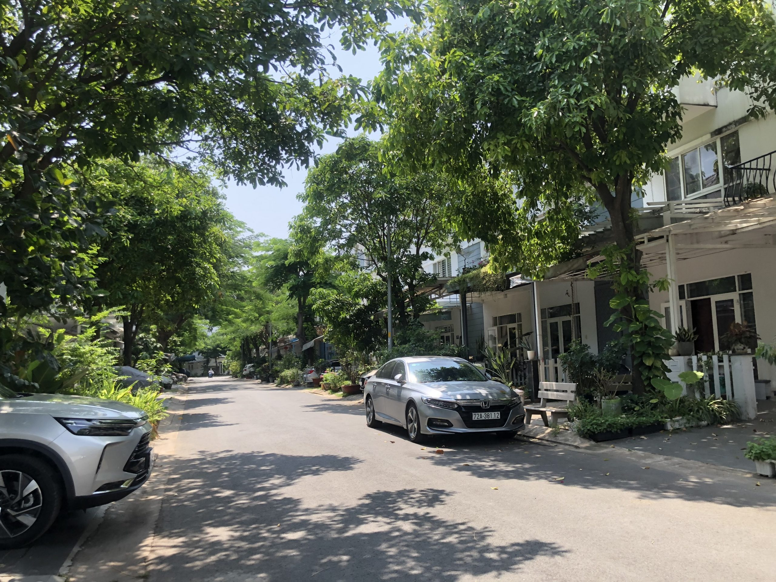 Hình ảnh thực tế cập nhật năm 2021 dự án Mega Residence Khang Điền Quận 9