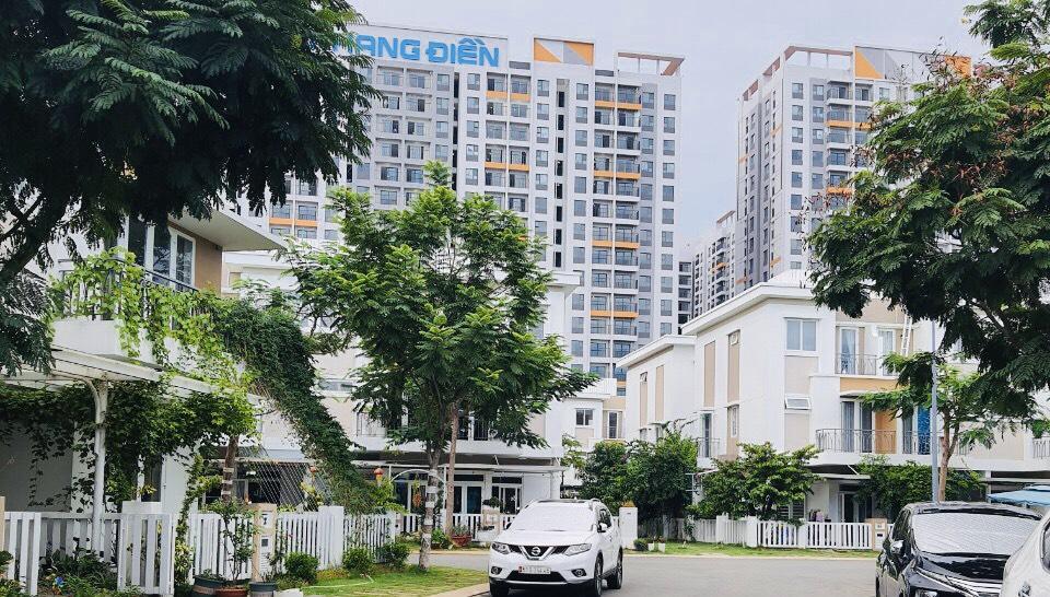 Hình thực tế Lovera Park Khang Điền Bình Chánh