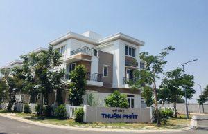 Nhà phố Lovera Khang Điền